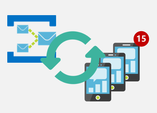Bild von Exchange ActiveSync: Anzahl der Geräte erhöhen