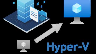 Bild von Hyper-V: Upgrade Generation 1 zu Generation 2 VM